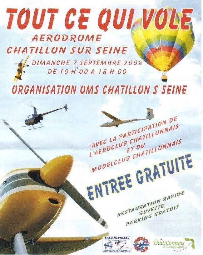 Tout ce qui vole ch tillon sur seine for Chaise qui vole
